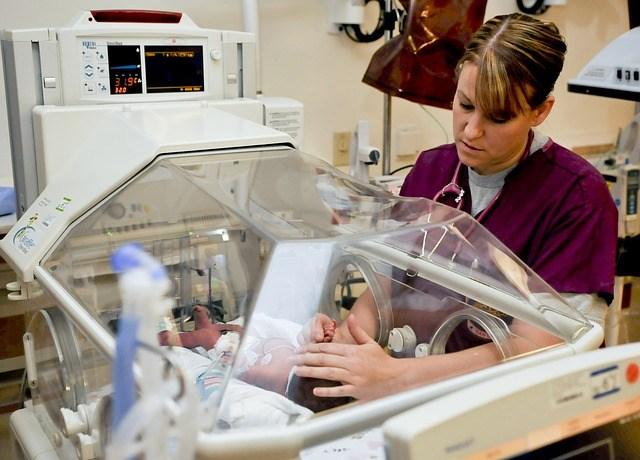 Expériences dans un curriculum vitae d'infirmière