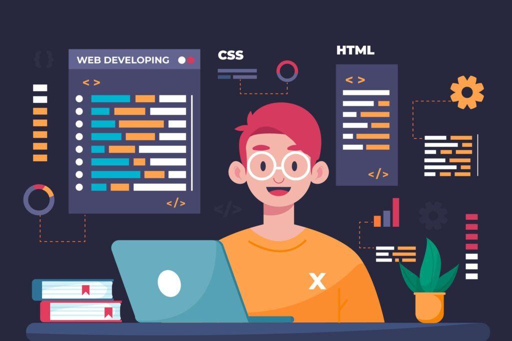 Compétences pour CV developpeur web
